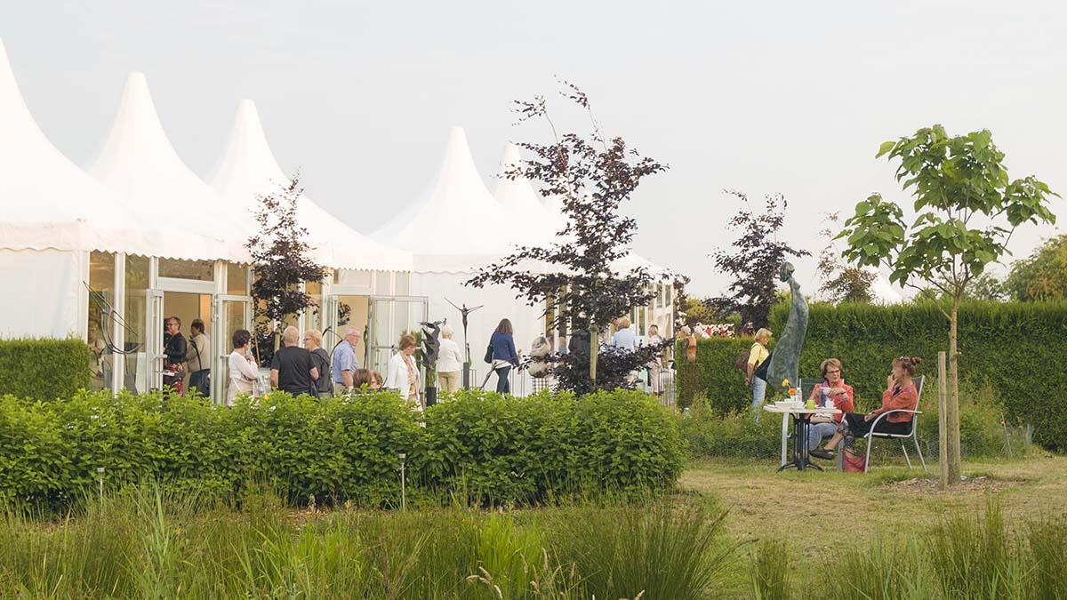 Aftrap - Kunstbeurs van Noord-Brabant